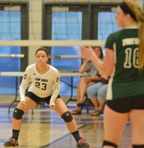 CHS Volleyball v. Fort Knox 6