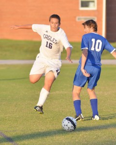CHS Soccer vs. Clinton County 2