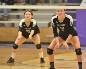 CHS Volleyball v. Cumberland 33