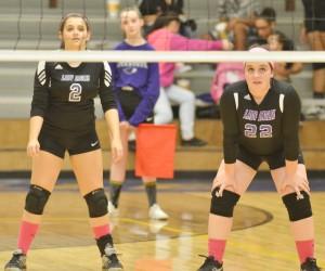 CHS Volleyball v. Cumberland 8