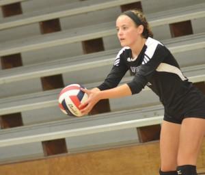CHS Volleyball v. Cumberland 23