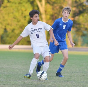 CHS Soccer vs. Clinton County 4