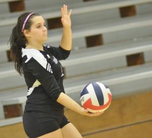 CHS Volleyball v. Cumberland 14