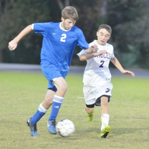 CHS Soccer vs. Clinton County 9