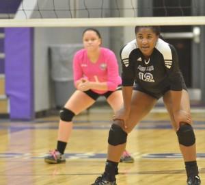 CHS Volleyball v. Cumberland 29