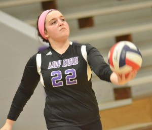 CHS Volleyball v. Cumberland 12