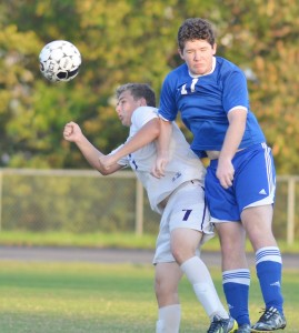 CHS Soccer vs. Clinton County 3