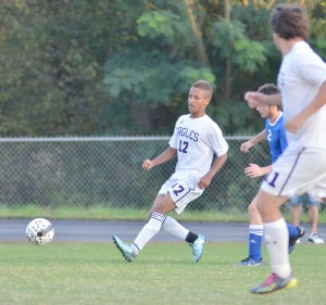 CHS Soccer vs. Clinton County 5