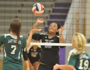 CHS Volleyball v. Cumberland 7