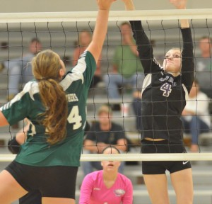 CHS Volleyball v. Cumberland 26