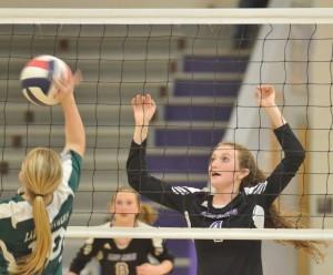 CHS Volleyball v. Cumberland 2