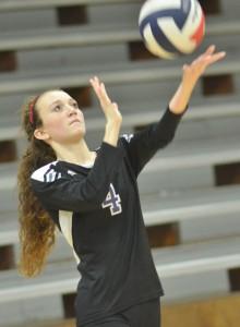 CHS Volleyball v. Cumberland 15
