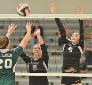 CHS Volleyball v. Cumberland 31