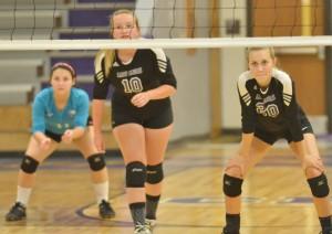 CHS Volleyball v. Cumberland 10