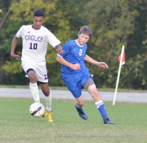 CHS Soccer vs. Clinton County 1