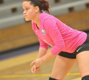 CHS Volleyball v. Cumberland 21