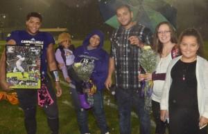CHS Fall Senior Night 4