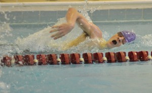 CHS Swim Meet 1-9 1