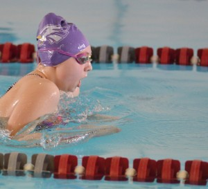 CHS Swim Meet 1-9 22