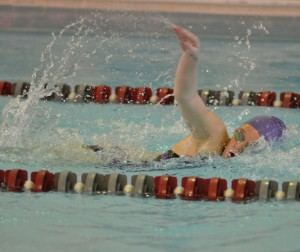 CHS Swim Meet 1-9 11