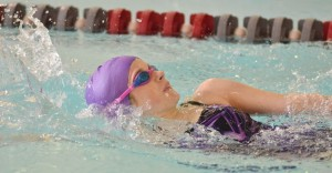 CHS Swim Meet 1-9 18