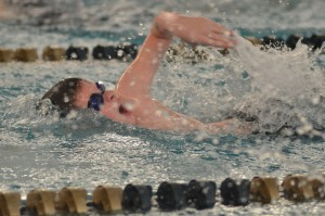 CHS Swim Region 5