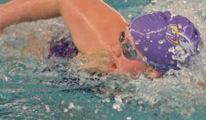 CHS Swim Region 16