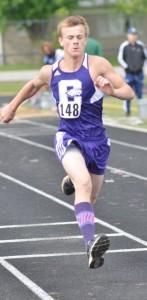 CHS Track Regionals 16