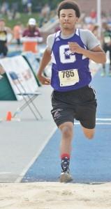 CHS State Track Meet 8