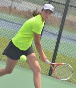 CHS Tennis Regionals 2016 8