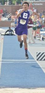 CHS State Track Meet 1