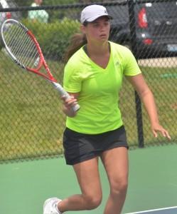 CHS Tennis Regionals 2016 7
