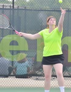 CHS Tennis Regionals 2016 1