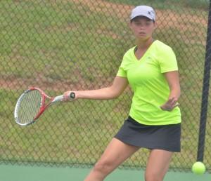 CHS Tennis Regionals 2016 6