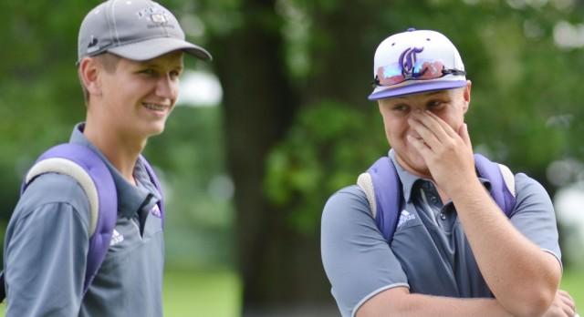 CHS boys' golf team defeats Washington County