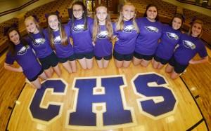 CHS Cheerleading Squad 2016 3