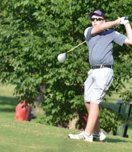 CHS Golf vs. Nelson County 1
