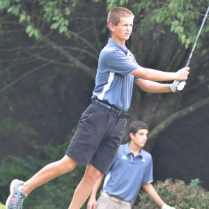 CHS Golf vs. Nelson County 9
