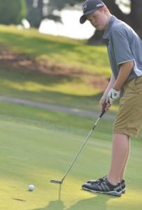 CHS Golf vs. Nelson County 10