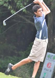 CHS Golf vs. Nelson County 8