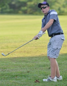 CHS Golf vs. Nelson County 12