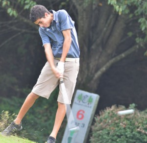 CHS Golf vs. Nelson County 7