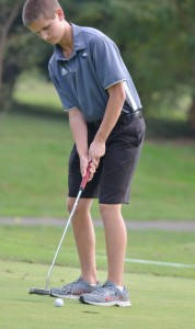 CHS Golf vs. Nelson County 6