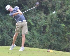 CHS Golf vs. Nelson County 4