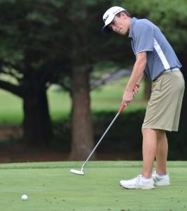 CHS Golf vs. Nelson County 3