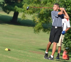 CHS Golf vs. Nelson County 2