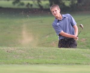 CHS Golf vs. Nelson County 5