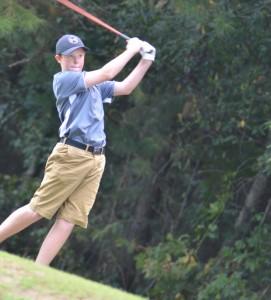 CHS Golf vs. Nelson County 11