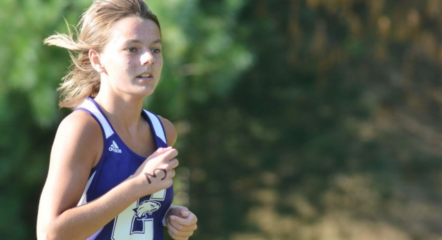CHS senior cross country runner makes all conference team