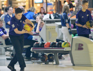 CHS Bowling vs. Russell County 6